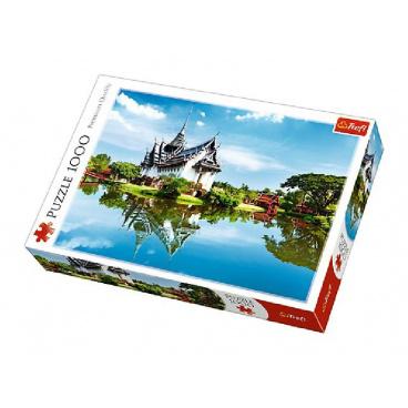 Trefl Puzzle Chrám Sanphet 1000 dílků 68,3x43cm v krabici
