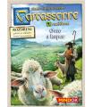 Mindok Carcassonne hra rozšíření 9. Ovce a kopce