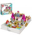 LEGO Disney 43193 Ariel, Kráska, PopelkaaTianaa jejich pohádková kniha dobrodružství