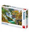 Dino puzzle Plitvická jezera 1000D
