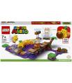 LEGO Super Mario 71383 Wiggler a jedovatá bažina rozšiřující set