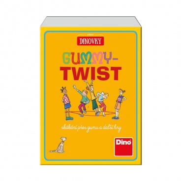 Dino Hry Dino Gummy Twist malá hra
