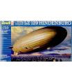 "Revell Plastic ModelKit vzducholoď 04802 - Luftschiff LZ129 ""Hindenburg"" (1:720)"