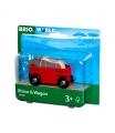 Brio 33968 Vagónek a nosorožec