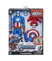 Hasbro Avengers figurka Capitan America s Power FX přislušenstvím