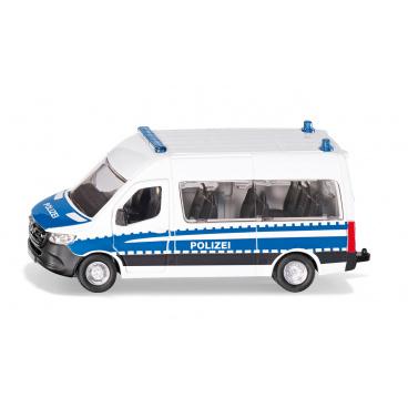 Siku 2305 Super - nemecká polícia Mercedes-Benz Sprinter