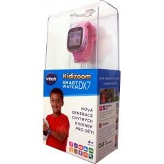 VTech Kidizoom Smart Watch DX7 - dětské hodinky růžové