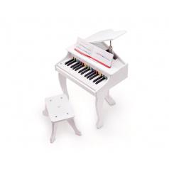 Hape Deluxe piano, bílé