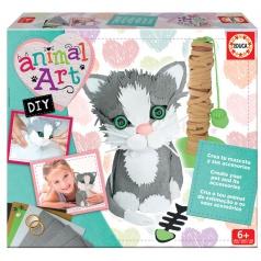 EDUCA Kotě - vytvoř si svého mazlíčka