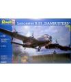 """Revell Plastic ModelKit letadlo 04295 - Avro Lancaster """"DAMBUSTERS"""" (1:72)"""
