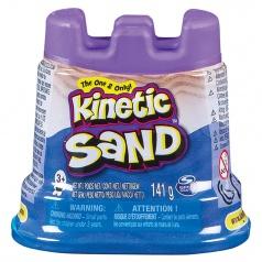 KINETIC SAND (tekutý kinetický písek) ZÁKLADNÍ KELÍMEK S PÍSKEM - RŮZNÉ BARVY 141g - cena za 1ks.