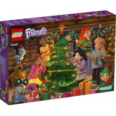 LEGO Friends 41420 Adventný kalendár LEGO® Friends