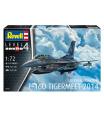 Revell Plastic ModelKit letadlo 03844 - Lockheed Martin F-16D Tigermeet 2014 (1:72)