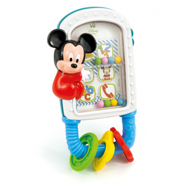 Clementoni Mickey - chrastítko telefon