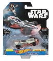 Mattel Hot Wheels STAR WARS CARSHIP ASST DPV24