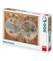 DINO puzzle Mapa světa z R.1626 500D