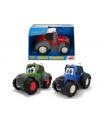 Dickie Happy Cars Dickie Traktor Happy 25 cm, 2 druhy