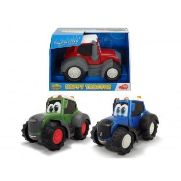 Dickie Traktor Happy 25 cm, 2 druhy