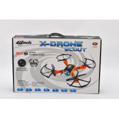 Mac Toys RC Dron Kvadroptéra s kamerou