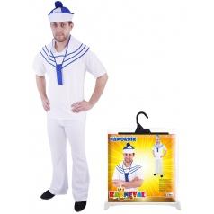 Karnevalový kostým pro dospělé sada námořník