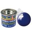 Revell emailová barva 32151 lesklá námořní modrá