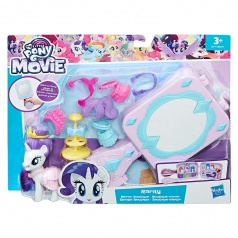 Hasbro MLP Pony priatelia hracie set (zatvárací)