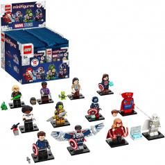 LEGO Minifigurky: Studio Marvel