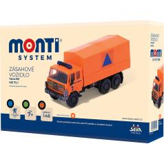 Monti System Tatra 815 - Zásahové vozidlo