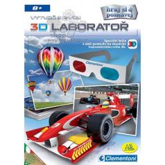ALBI Minisada 3D laboratoř