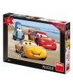 Dino dětské puzzle WD Cars 3: Na pláži 24D