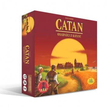 Albi hra Osadníci z Catanu