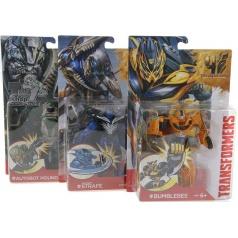 HASBRO Transformers 4 s pohyblivými prvky A6147