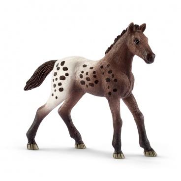 Schleich 13862 Zvířátko - appalooské hříbě