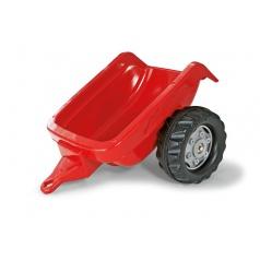 ROLLYTOYS 121717 Vlečka za traktor 1osá - červená