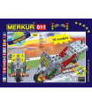 Merkur 011 Motocykl, 222 dílů, 10 modelů