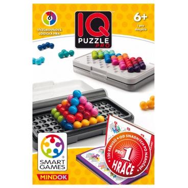 Mindok SMART IQ puzzle Pro, hra pro 1 hráče