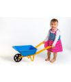 Teddies Dětské kolečko plastové 70x23x27cm