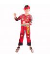 Rappa Dětský kostým závodník (S)