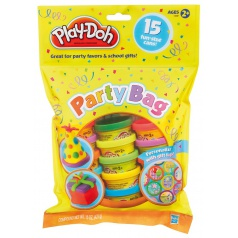 Play-Doh Hasbro Play-Doh PARTY TAŠKA S 15 TUBAMI