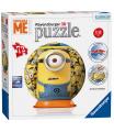 Ravensburger dětské 3D puzzle Mimoňové puzzleball 72 dílků