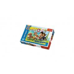 Trefl Puzzle Paw Patrol Ryder a kamarádi 27x20cm 30 dílků v krabičce 21x14x4cm