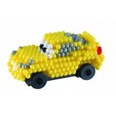 Aquabeads Korálkový set 3D Cars 3 McQueen
