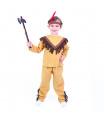 Rappa Dětský kostým indián (M)