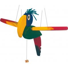Woody Létací papoušek-malý (DP)