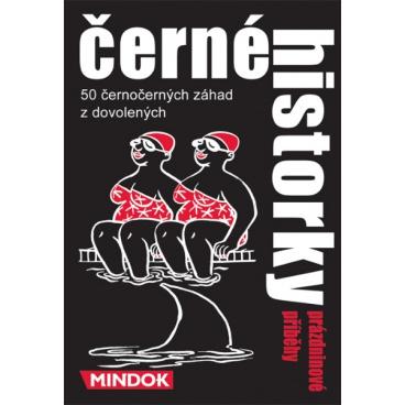 MINDOK hra Černé historky: Prázdninové příběhy