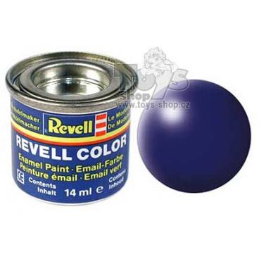 Revell emailová barva 32350 hedvábná tmavě modrá